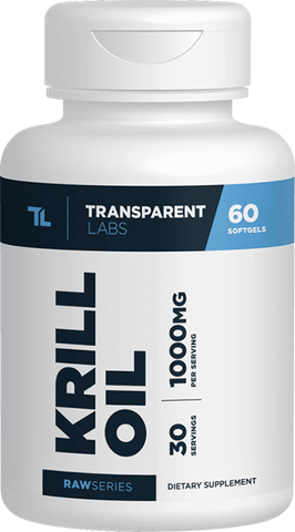Transparent Labs Krill Oil Supplement