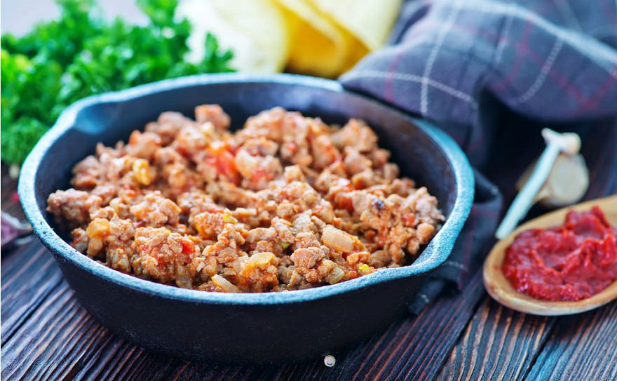 High Calorie Chili Recipe for Weight Gain