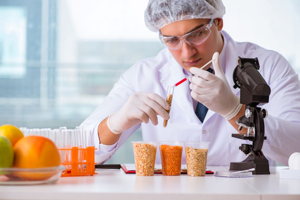 What is biohacking: Nutrition expert testing food products