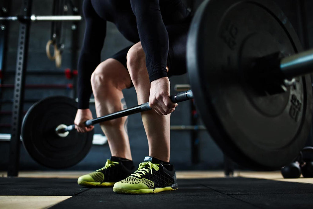 How to get stronger: Training with barbell