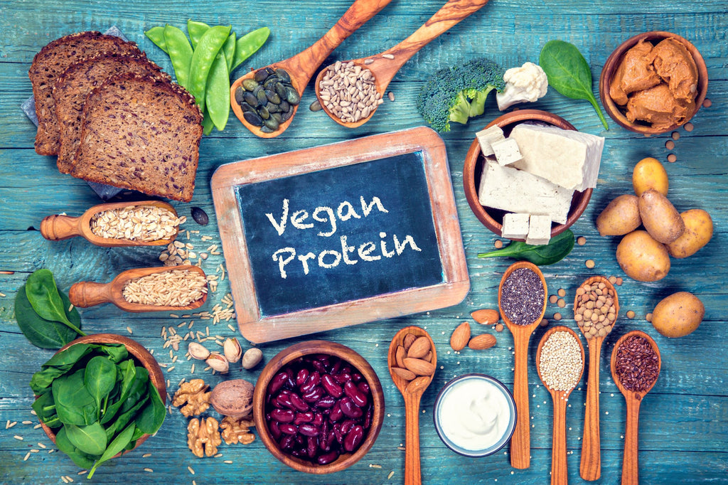 Vegan bodybuilding meal plan