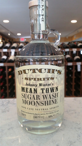 JOHNNY WINTER - SMALL BATCH MOONSHINE CRAFTED IN HONOR OF LATE BLUES LEGEND