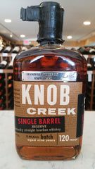 Private Selection Knob Creek® Single Barrel Reserve Hand-Selected by Anthrax with their fans in mind