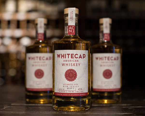 WhiteCap American Whiskey