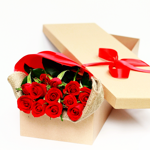 Red Rose Gift Boxes