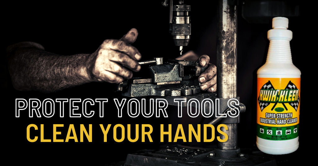 protect your most valuable tool, your hands