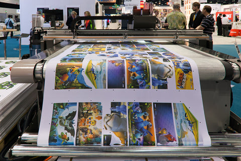 'Large format digital printer' by Caroline Culler (User:Wgreaves) - Own work. Licensed under CC BY-SA 4.0 via Commons - https://commons.wikimedia.org/wiki/File:Large_format_digital_printer.jpg#/media/File:Large_format_digital_printer.jpg