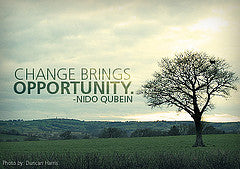 Change Brings Opportunity - https://www.flickr.com/photos/randstadcanada/7631076586