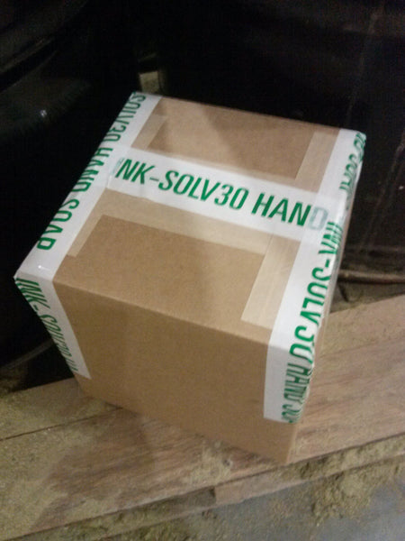 10 pound box of INK SOLV 30 hand cleaner