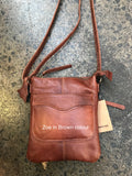 Rugged Hide RH-10912 Zoe Small Cross Body Leather Bag