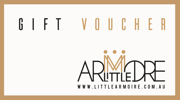 Little Armoire Gift Voucher
