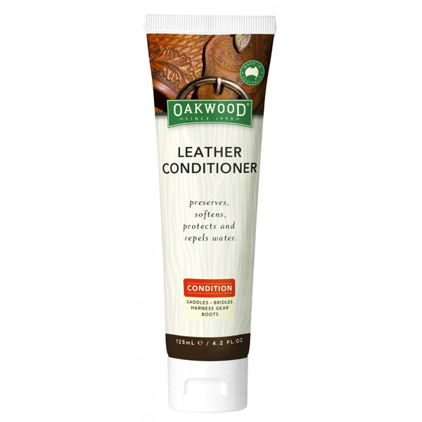 Oakwood Leather Conditioner - Little Armoire - Online Leather Goods Store Australia
