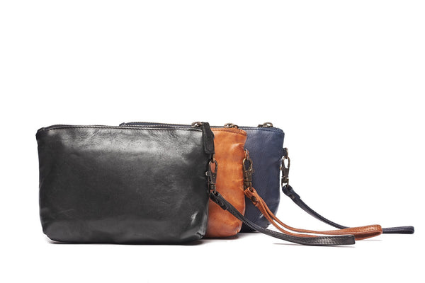 Rugged Hide Liora RH-17670 Soft Leather Pouch