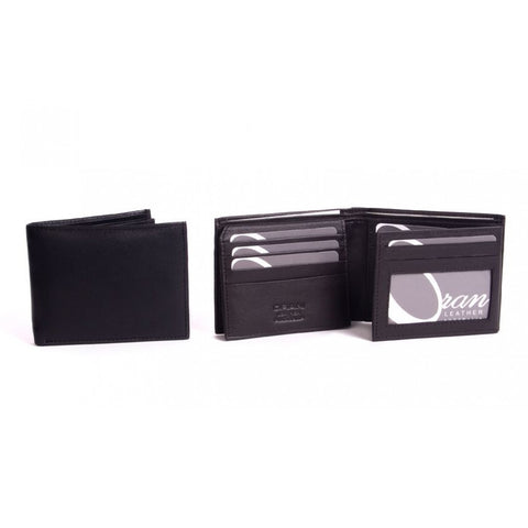 W-718 Tomer Leather Wallet