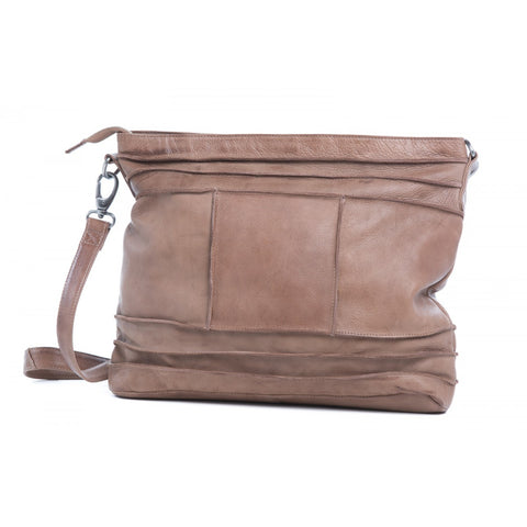 Rugged Hide RH-11278 Bronwyn Cross Body Leather Bag
