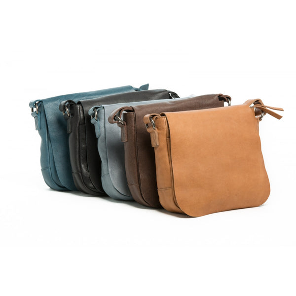 Rugged Hide RH-2105 Alma Cross Body Bag with naked flap