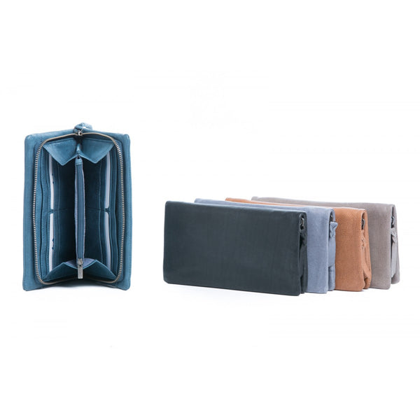 Rugged Hide RH-2282 Gia Soft Leather Wallet