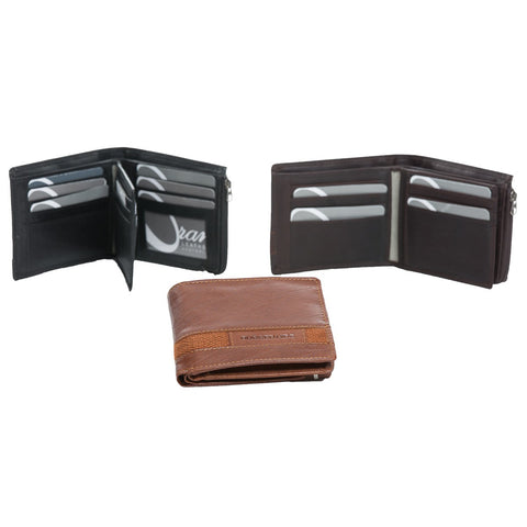 RH-26 Quito Leather Wallet
