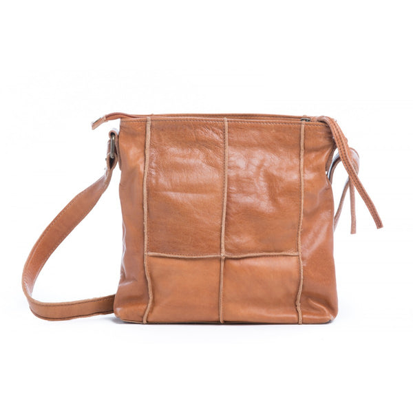 Rugged Hide RH-3851 Maggie Cross Body Leather Bag