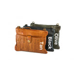 Rugged Hide RH-7734 Monaco Soft Leather Cross Body / Clutch