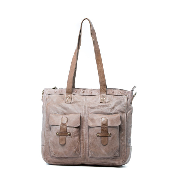 Rugged Hide RH-77 Matilda Soft Leather Ladies Shopper Bag - Little Armoire - Online Leather Goods Store Australia