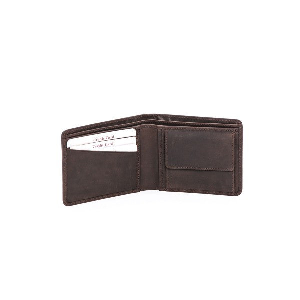 Rugged Hide RH-8010 Anthony Leather Wallet