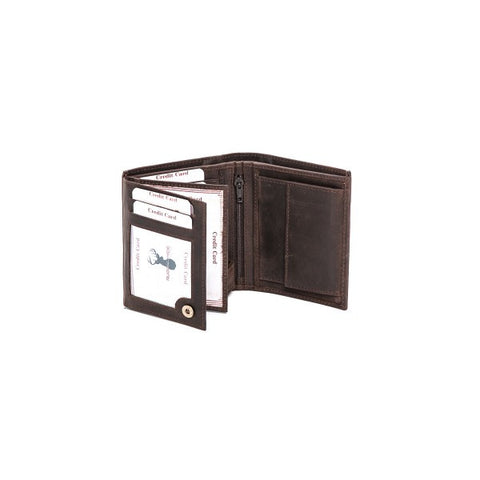 Rugged Hide RH-8015 Athan Leather Wallet