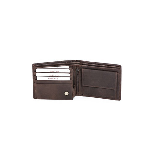 Rugged Hide RH-8088 Dave Leather Wallet