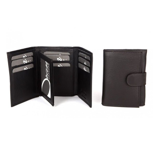 W-50 Tri-fold Leather Wallet