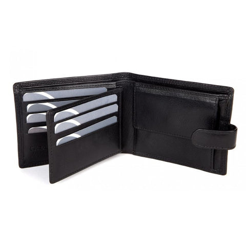 WJ-1262 Alex Leather Wallet