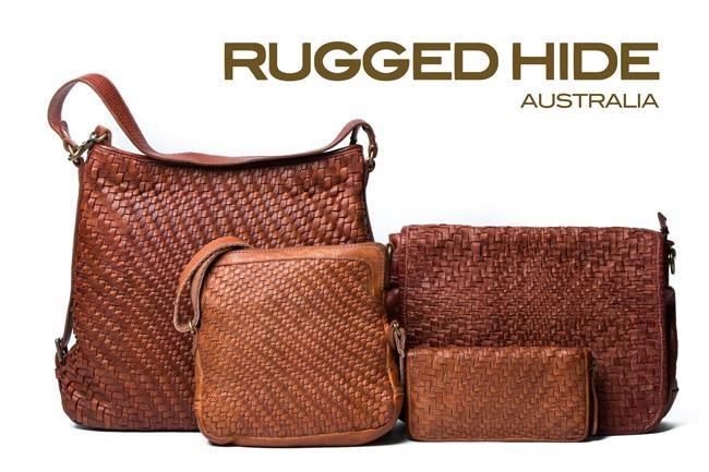 Rugged Hide - www.littlearmoire.com.au