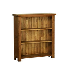Rustic Oak 3′ Bookcase
