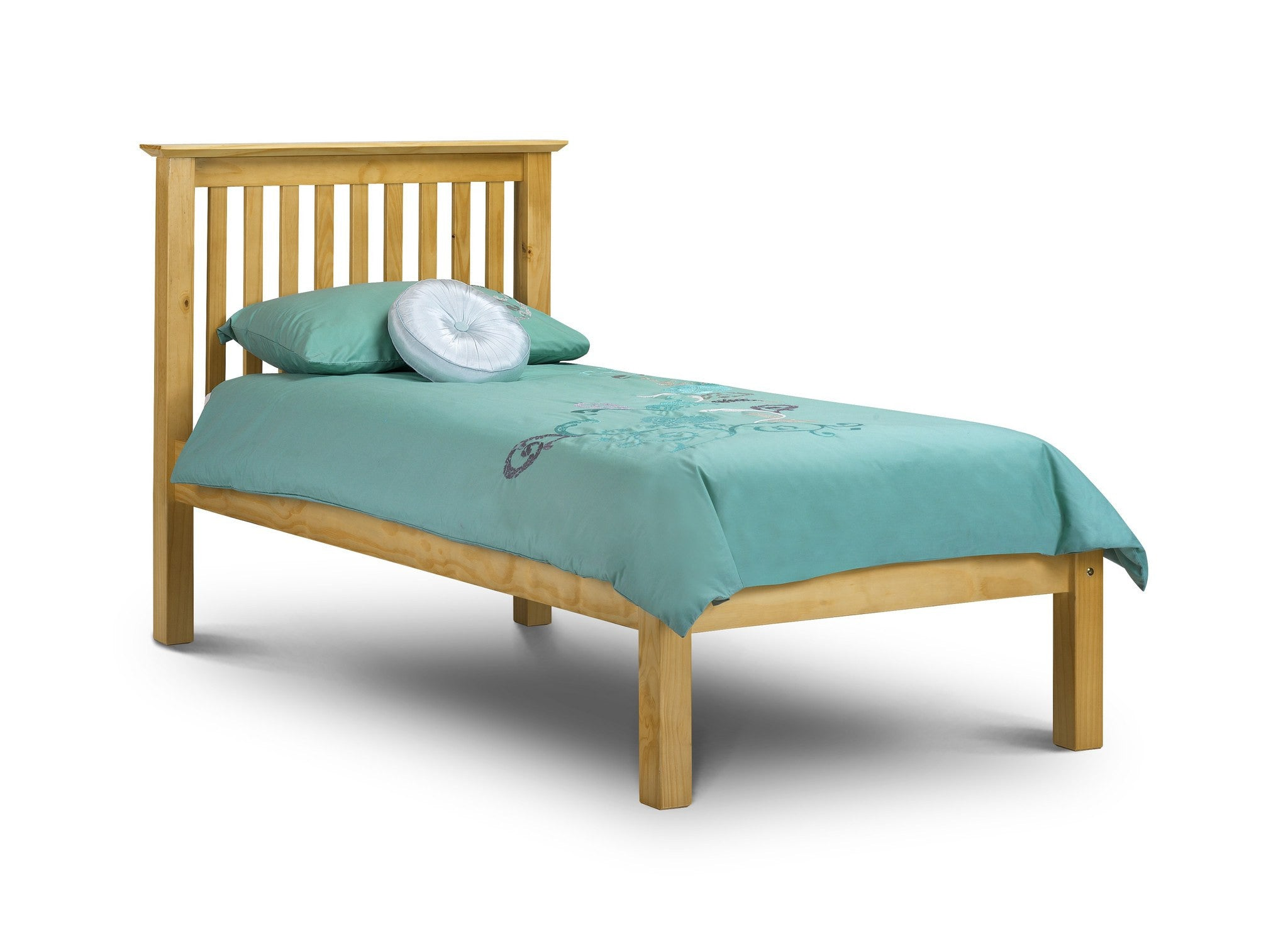 JULIAN BOWEN Barcelona Pine Low Foot End Bed