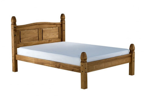 BIRLEA Corona Low Footend Bed Frame