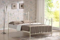 TIME LIVING Hoxton Metal Bed