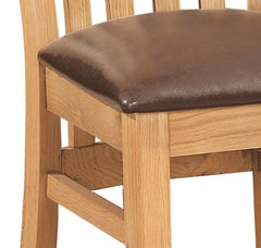 Dorset Oak Toulouse Dining Chair