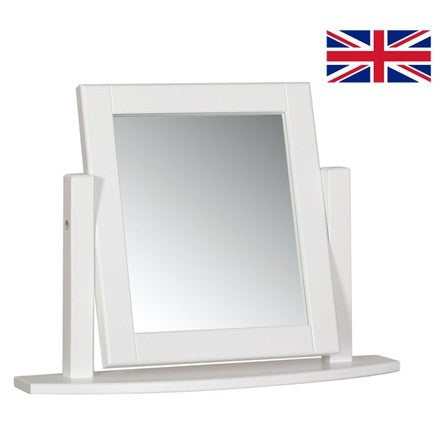 Kenwith Painted Collection Dressing Table Mirror