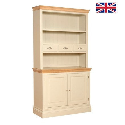Lundy Painted Standard Open Top Dresser With Spice Drawers