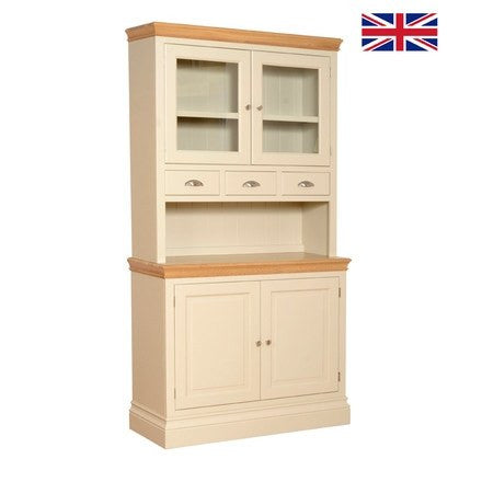 Lundy Painted Standard Glazed Top Dresser With Spice Drawers
