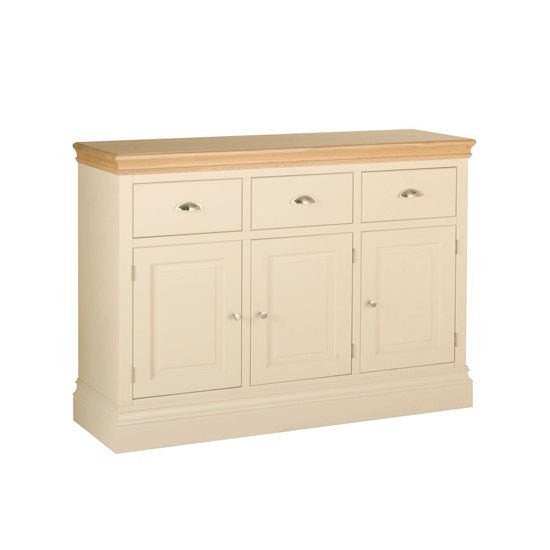 Lundy Painted 3 Drawer Sideboard
