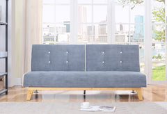 BIRLEA Jackson Grey Sofa Bed