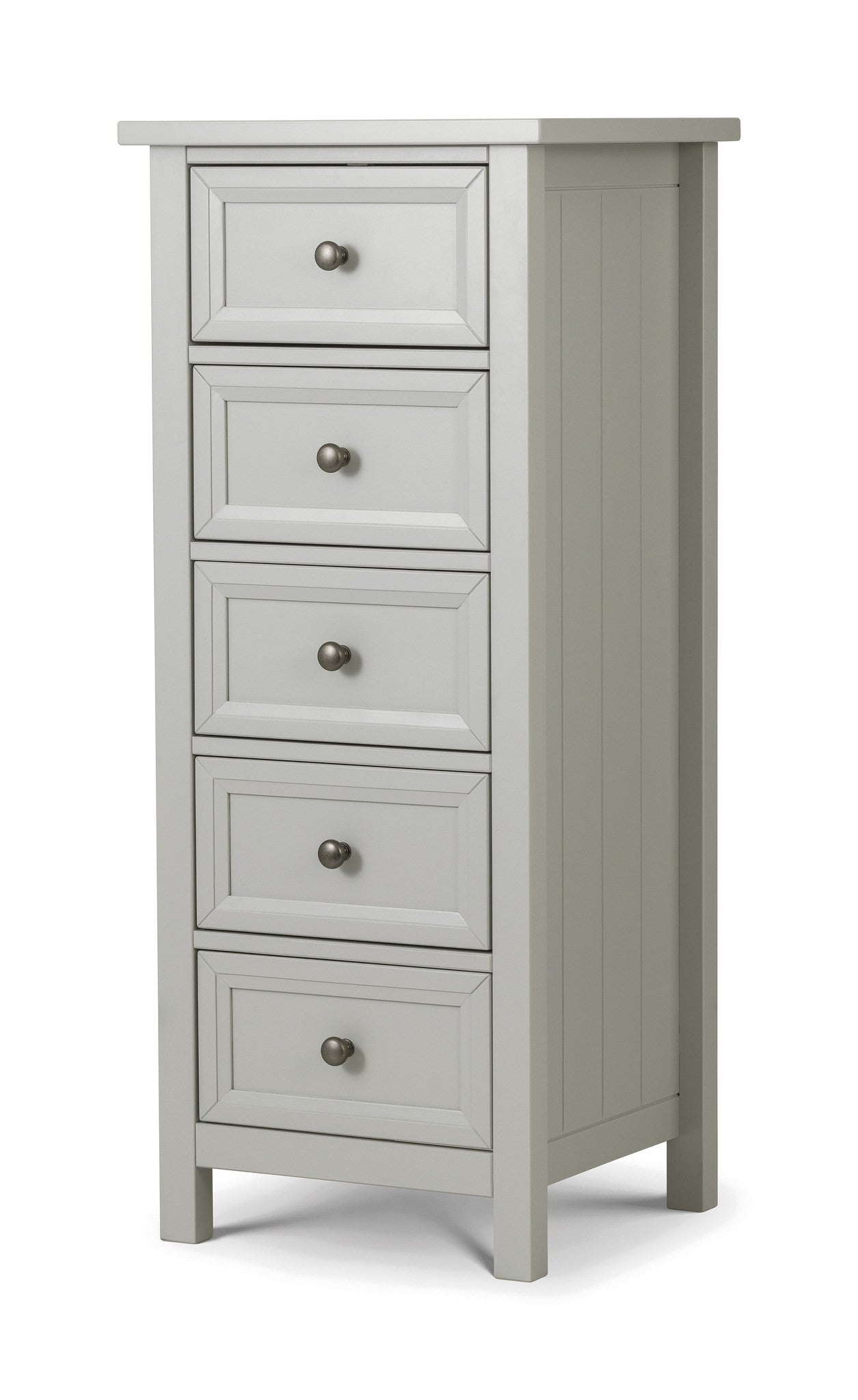 JULIAN BOWEN Maine 5 Drawer Tall Chest