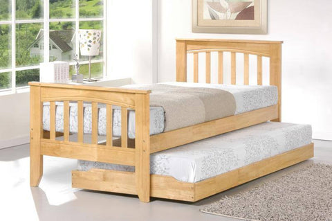 Mocha Guest Bed - FAST DELIVERY