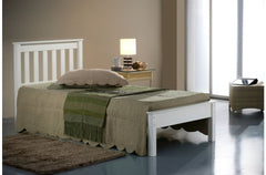 BIRLEA Denver Low end Pine Bed Frame