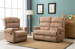 BIRLEA Manhattan 2 Seater Recliner Chair