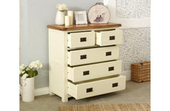 BIRLEA New Hampshire 3 + 2 Drawer Chest
