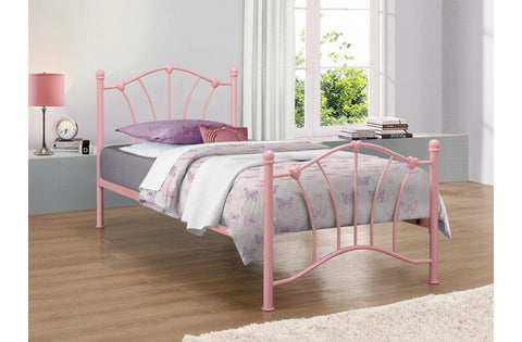 BIRLEA Sophia Metal Bed