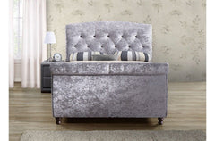 BIRLEA Toulouse Upholstered Bed