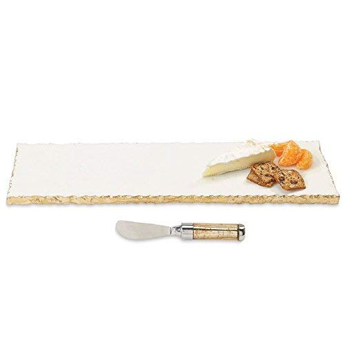 Marble & Gold Hostess Set