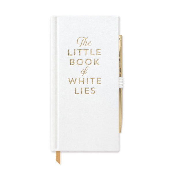 Little Book of White Lies Journal